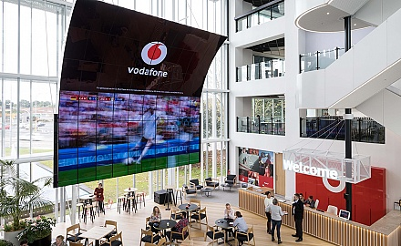 Vodafone Smales Farm